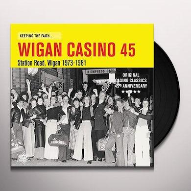 Wigan Casino 45: Keeping The Faith / Various Vinyl Record