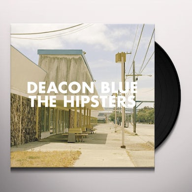 Deacon Blue HIPSTERS Vinyl Record