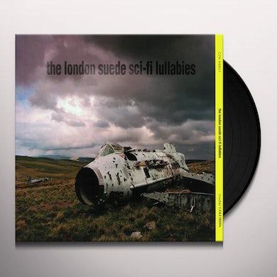 Suede SCI-FI LULLABIES Vinyl Record