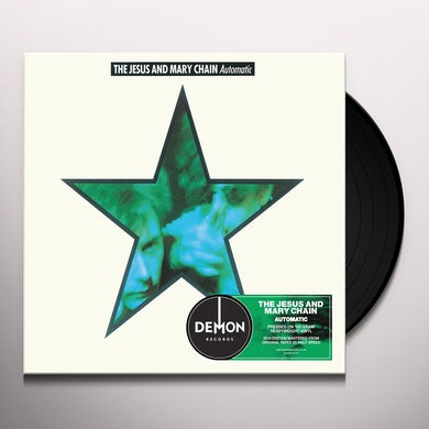The Jesus and Mary Chain AUTOMATIC Vinyl Record - UK Release