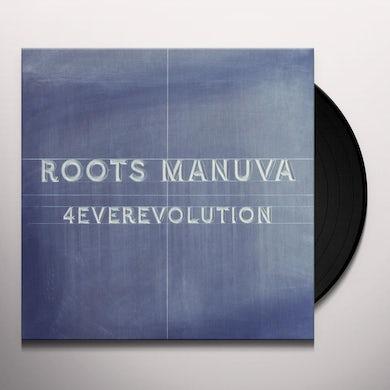 Roots Manuva 4EVEREVOLUTION Vinyl Record