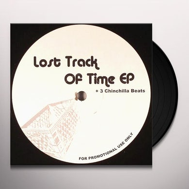 Dwele LOST TRACK OF TIME EP (Vinyl)