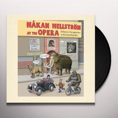 Hakan Hellstrom DU GAMLA DU FRIA Vinyl Record