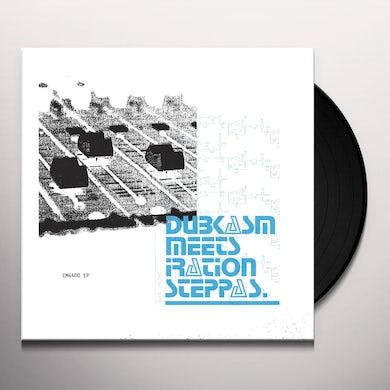 DUBKASM MEETS IRATION STEPPAS CM4400 Vinyl Record