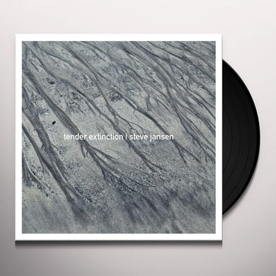 Steve Jansen TENDER EXTINCTION Vinyl Record