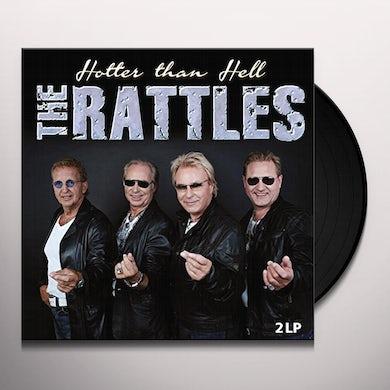 Rattles HOTTER THAN HELL Vinyl Record