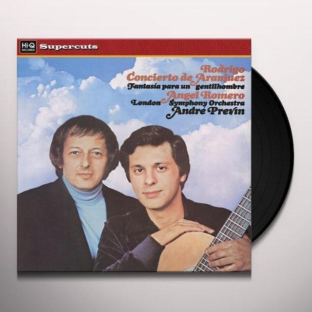 Romero / London Sym Orch / Previn CONCIERTO DE ARANJUEZ Vinyl Record