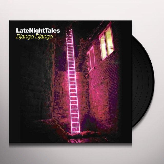 Django Django LATE NIGHT TALES Vinyl Record