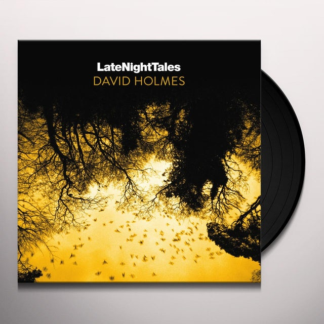 LATE NIGHT TALES: DAVID HOLMES Vinyl Record - MP3 Download Included, UK Release