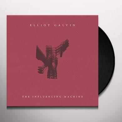 Elliot Galvin INFLUENCING MACHINE Vinyl Record
