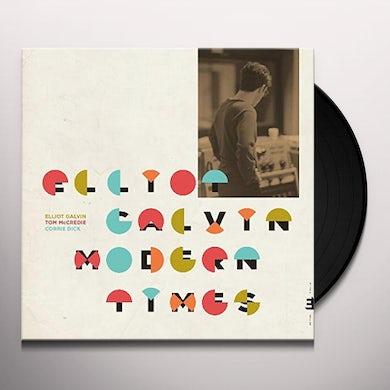 Elliot Galvin MODERN MUSIC Vinyl Record