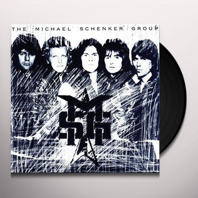The Michael Schenker Group MSG Vinyl Record