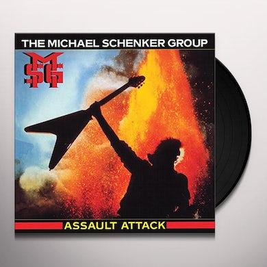 ASSAULT ATTACK Vinyl Record