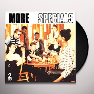 MORE The Specials Vinyl Record