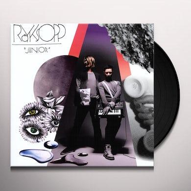 Royksopp JUNIOR Vinyl Record