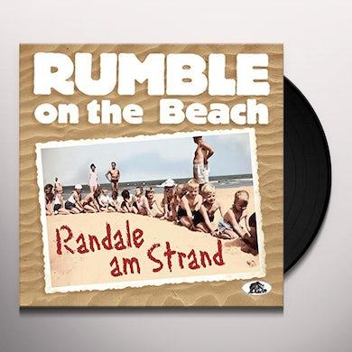 RUMBLE ON THE BEACH RANDALE AM STRAND Vinyl Record
