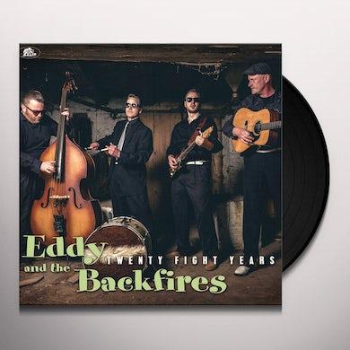 Eddy & Backfires TWENTY FIGHT YEARS Vinyl Record