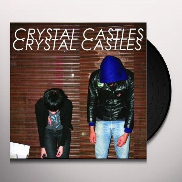 Crystal Castles Vinyl Record - UK Release