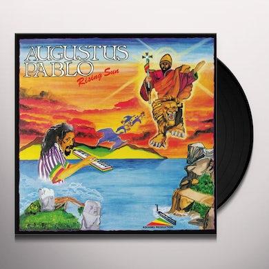 Augustus Pablo RISING SUN Vinyl Record