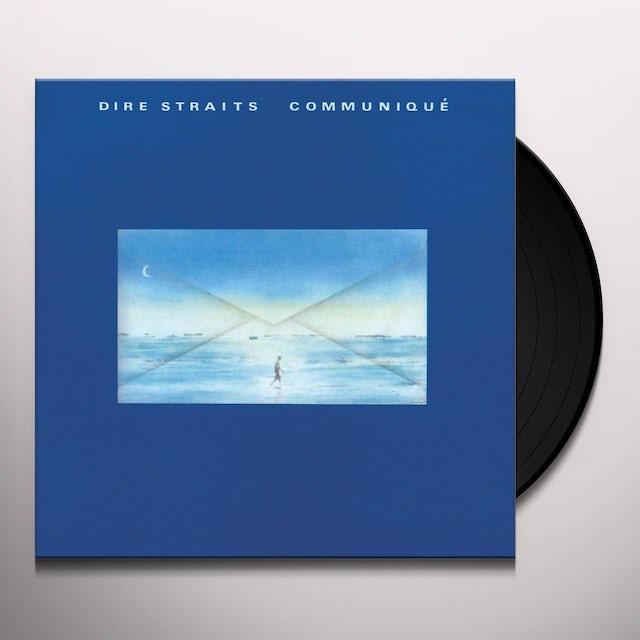 Dire Straits COMMUNIQUE Vinyl Record