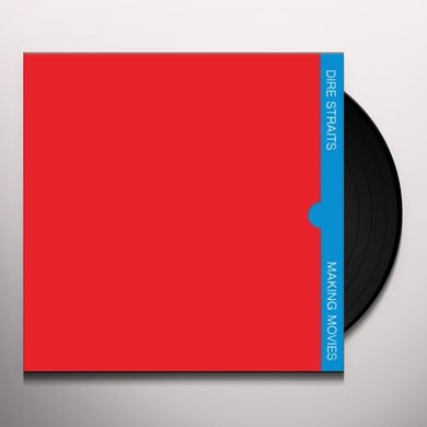 Dire Straits MAKING MOVIES Vinyl Record