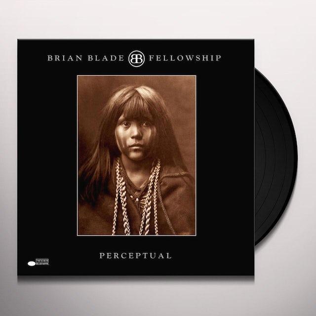 Brian Blade & The Fellowship Band PERCEPTUAL Vinyl Record