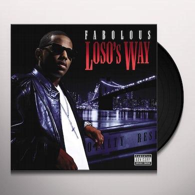 Fabolous LOSO'S WAY Vinyl Record