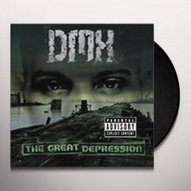 Dmx GREAT DEPRESSION Vinyl Record
