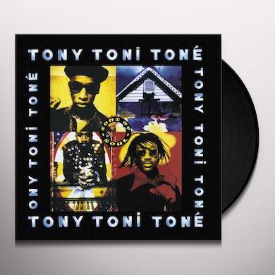 Tony Toni Tone SONS OF SOUL Vinyl Record