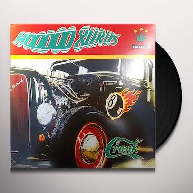 Hoodoo Gurus CRANK Vinyl Record