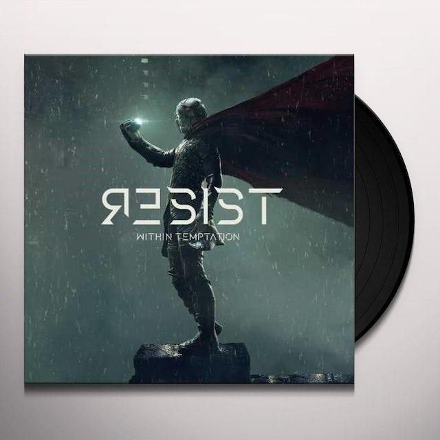 Within Temptation RESIST Vinyl Record
