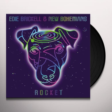 Edie Brickell & New Bohemians ROCKET Vinyl Record