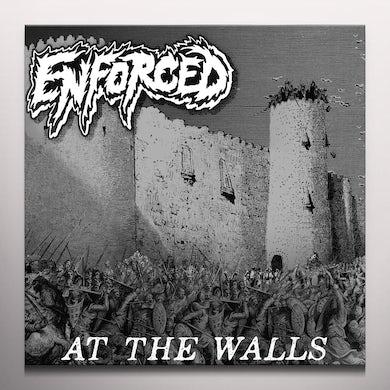 Enforced AT THE WALLS Vinyl Record