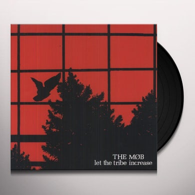 Mob LET THE TRIBE INCREASE Vinyl Record