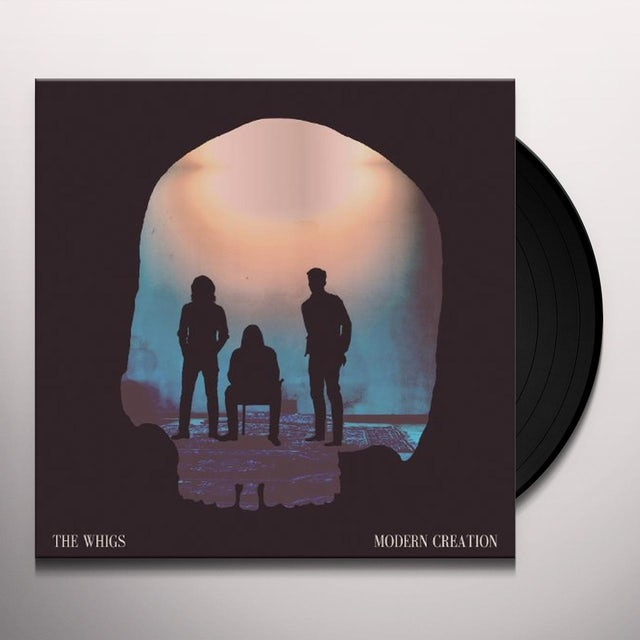 The Whigs MODERN CREATION Vinyl Record