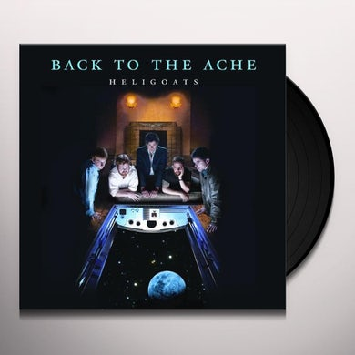 Heligoats BACK TO THE ACHE Vinyl Record