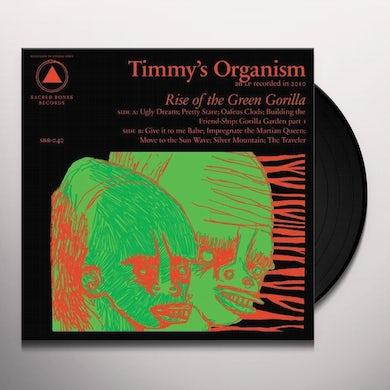 Timmy's Organism RISE OF THE GREEN GORILLA Vinyl Record