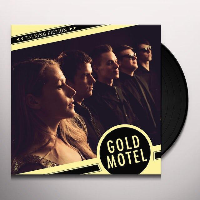 Gold Motel TALKING FRICTION Vinyl Record