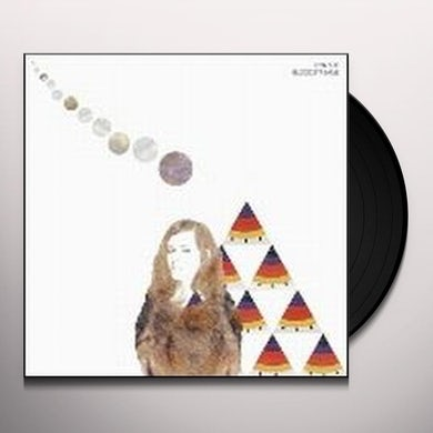 Eiyn Sof BLOODSTREAMS Vinyl Record - Canada Release
