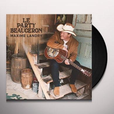 LE PARTY BEAUCERON Vinyl Record