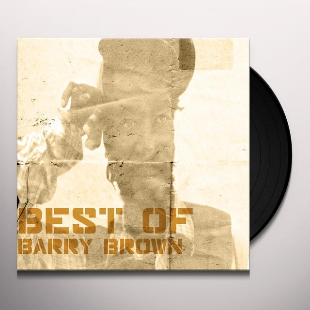 VIBES OF BARRY BROWN Vinyl Record