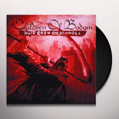 Children Of Bodom HATE CREW DEATHTROLL Vinyl Record