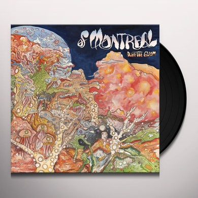 Of Montreal AUREATE GLOOM Vinyl Record