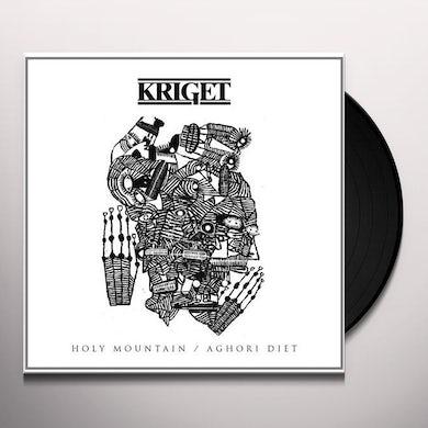 Kriget HOLY MOUNTAIN Vinyl Record