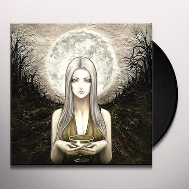 ALL HELL WITCH'S GRAIL Vinyl Record