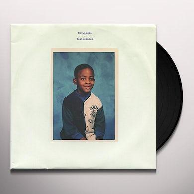 Knxwledge BUTTERSCOTCH Vinyl Record