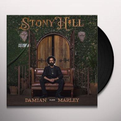 Damian Marley STONY HILL Vinyl Record