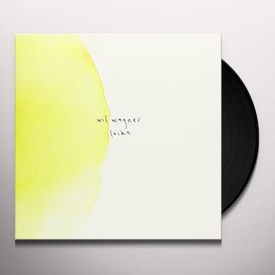 Wil Wagner LAIKA Vinyl Record
