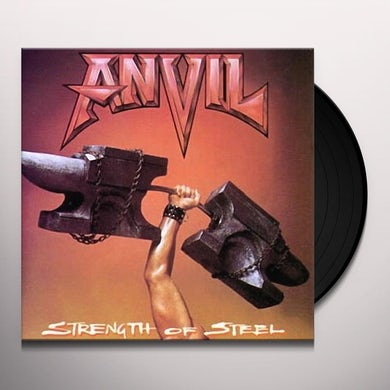 Anvil STRENGTH OF STEEL Vinyl Record