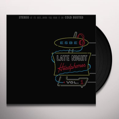 LATE NIGHT HEADPHONES VOL. 1 Vinyl Record